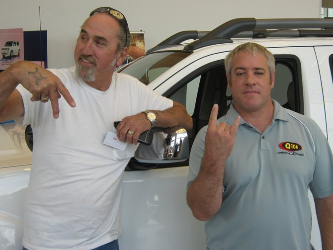 We ROCKED ON at Dave's Jackson Nissan while you saved big time $$!  Thanks for stopping by!