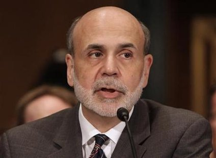 Federal Reserve Chairman Ben Bernanke testifies before the Senate Banking, Housing and Urban Affairs Committee