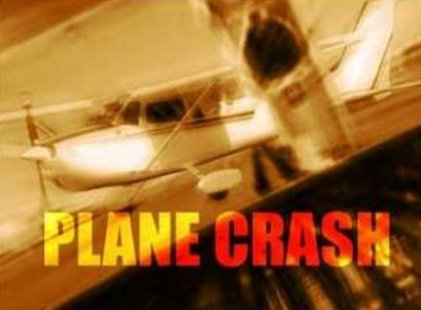 Plane crash graphic (properly sized