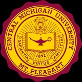 Central Michigan University logo.