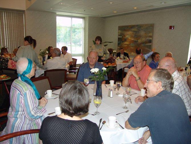 Juke Van Oss Celebrates His 60th Anniversary at WHTC