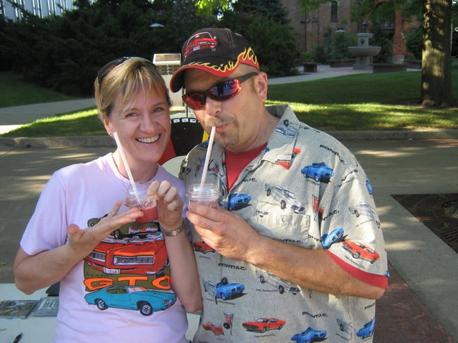 Q106 & McDonald's rocked on at the Cruise In Car Show in Jackson on 8-26-11.  Thanks for stopping by!