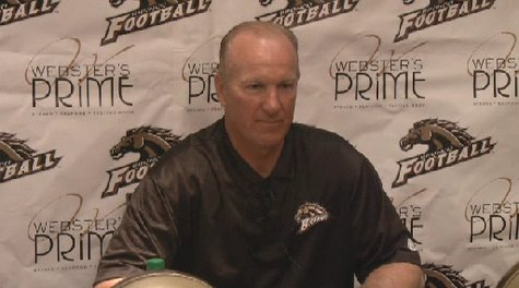 WMU Head Football Coach Bill Cubit