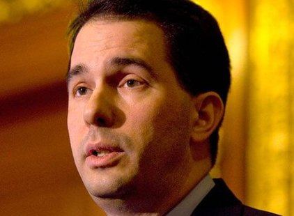 Wisconsin Governor Scott Walker (Reuters)