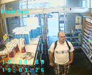 Suspect in Walgreen's Robbery