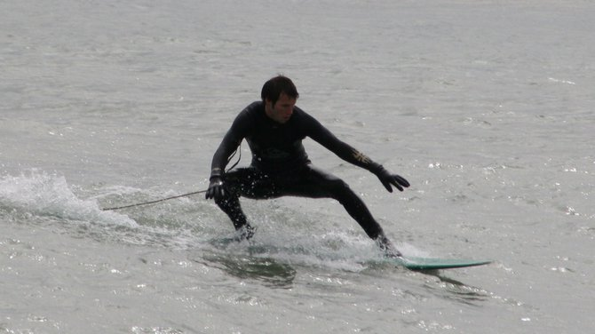 The 2011 Dairyland Surf Classic in Sheboygan has gotten to be a Labor Day tradition! Surf's up dudes!
