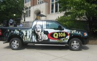 Q106 & MSUFCU at MSU Student Union (9/2/11): Cover Image