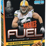Clay Matthews Wheaties Box (courtesy of FOX 11).