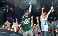 Average Joe Hosting the NFL Kickoff Concert 10