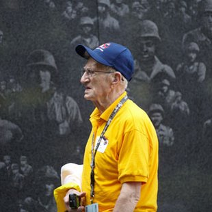 Never Forgotten Honor Flight