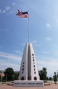 Brown County Veterans Memorial