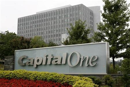 The Capital One office in McLean, Virginia