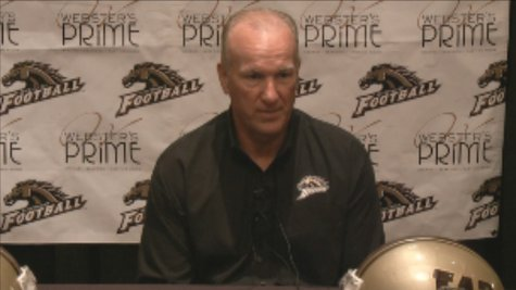WMU Head Coach Bill Cubit