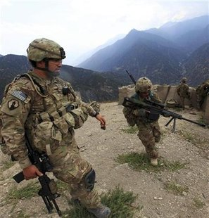 Sparks fly as U.S. and Pakistan spar over Afghan bloodshed - 1450 ...