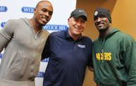 1 on 1 with the Boys - Week 3 - Jermichael Finley 2