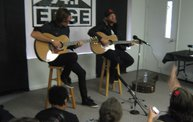 Switchfoot Performs at 'Edge Live' 1