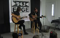 Switchfoot Performs at 'Edge Live' 27