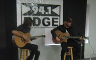 Switchfoot Performs at 'Edge Live' 26