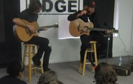 Switchfoot Performs at 'Edge Live' 25