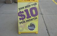 Q106 at Planet Fitness (9/28/11) 10
