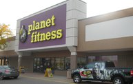 Q106 at Planet Fitness (9/28/11) 9