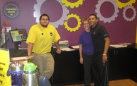 Q106 at Planet Fitness (9/28/11) 3