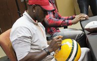 1 on 1 with the Boys - Week 4 - Donald Driver 4