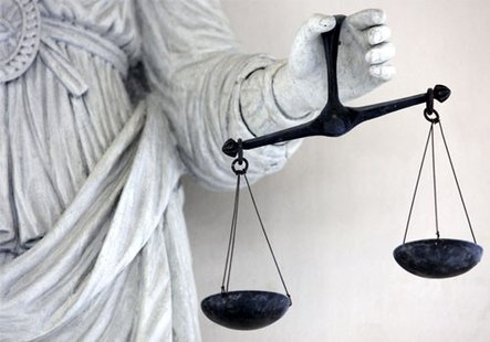Scales of Justice (Reuters)