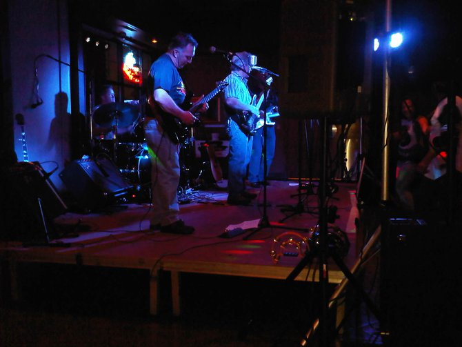 Central WI Country Music Reunion at The Bar in Rothschild 10/8/11