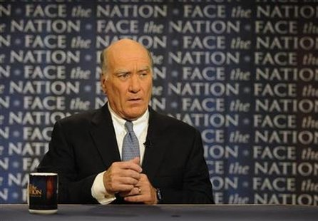 White House Chief of Staff Bill Daley appears on Meet the Press in Washington