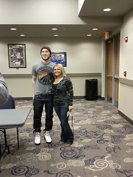 Mike Posner With Naia