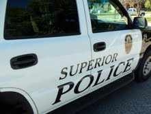Superior Police Vehicle