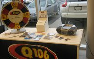 Q106 at Dave's Jackson Nissan (10/19/11) 7