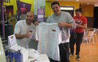 Q106 at Planet Fitness (10/27/11) 16