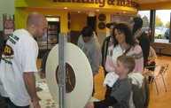 Q106 at Planet Fitness (10/27/11) 11