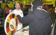 Q106 at Planet Fitness (10/27/11) 10