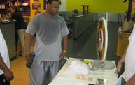 Q106 at Planet Fitness (10/27/11) 6