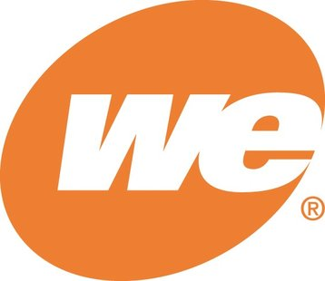 We Energies logo.
