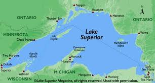 Lake Superior can be dangerous in November