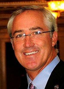 Former State Senator Randy Hopper