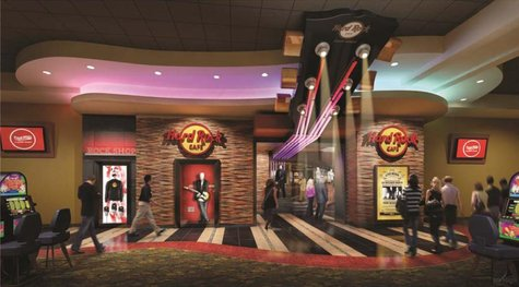 Hard Rock Cafe to Open in Casino
