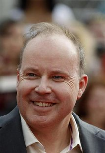 "Director David Yates arrives for the premiere of the film ""Harry Potter and the Deathly Hallows: Part 2"" in New York"