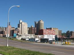 Downtown Duluth
