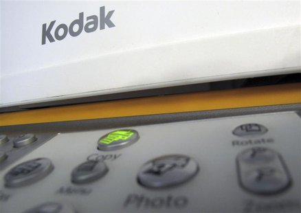 A Kodak 5500 color all-in-one printer is shown in Encinitas, California November 3, 2011