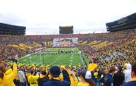 Michigan vs Nebraska - 11/19/11: Cover Image