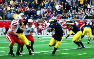 Michigan vs Nebraska - 11/19/11 21