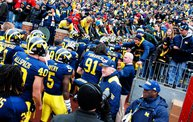 Michigan vs Nebraska - 11/19/11 9