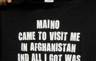 Maino Thanksgiving in Afghanistan 26