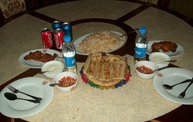 Maino Thanksgiving in Afghanistan 2