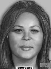 Jane Doe, police reconstructed what they think she might have looked like.